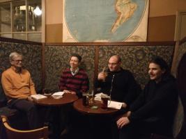 Bokdiskussion med ÅGV