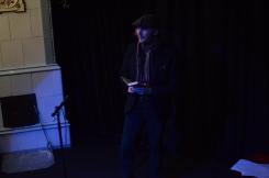 Mats Nyman läser poesi