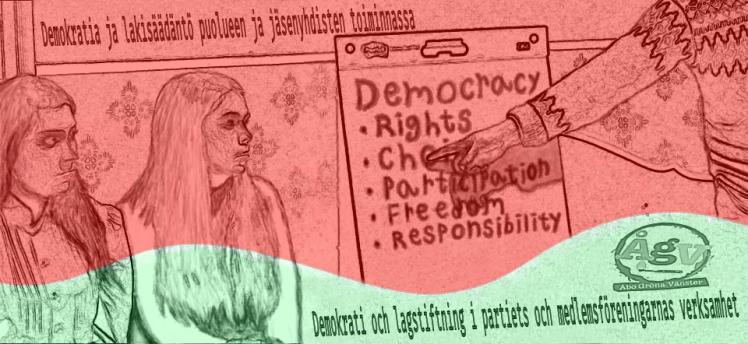 Demokratia ja lakisäädäntö 2