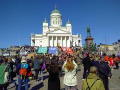 Före marschen